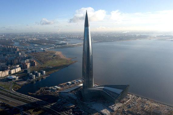 normal 1qr4 «Газпром» купит за 120 млрд рублей свою будущую штаб квартиру – «Лахта центр»