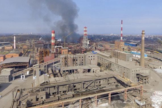 УГМК законсервирует пострадавший от пожара завод «Электроцинк»
