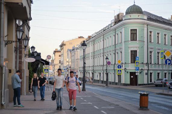 На месте здания XIX века в центре Москвы появится жилье