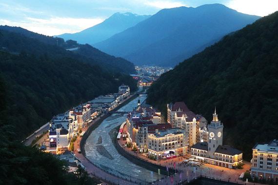 Сбербанк подсчитал доходы регионов от внутреннего туризма