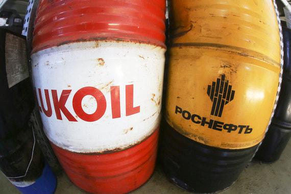 normal 1c4b «Лукойл» и «Роснефть» ждут роста цены на нефть