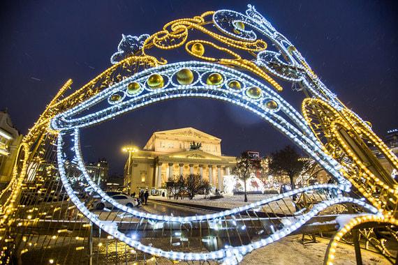 normal 1f81 Как украсили Москву к Новому году