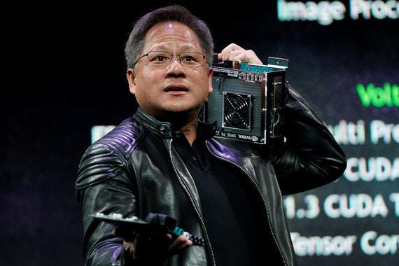 А в вашем компьютере тоже стоит видеокарта на чипах Nvidia?