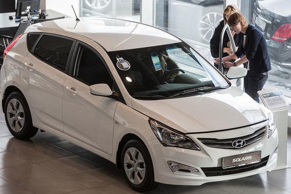 Продажи ближайшего конкурента моделей Rio и Vesta - Hyundai Solaris составили чуть более 68 600 штук – это на 24% меньше, чем в 2016 г.