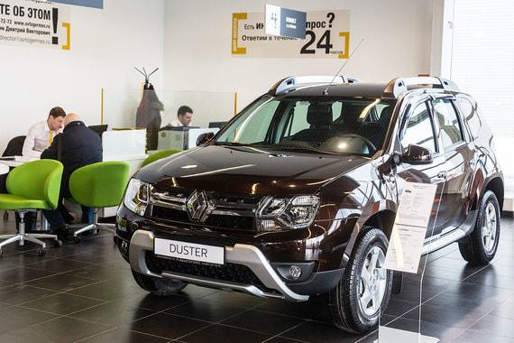 Продажи Renault Duster в 2017 г. – 43 828 штук, по сравнению с предыдущим годом они незначительно снизились