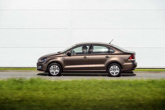 Продажи Volkswagen Polo составили почти 48 600 штук – на 2% больше по сравнению с предыдущим годом