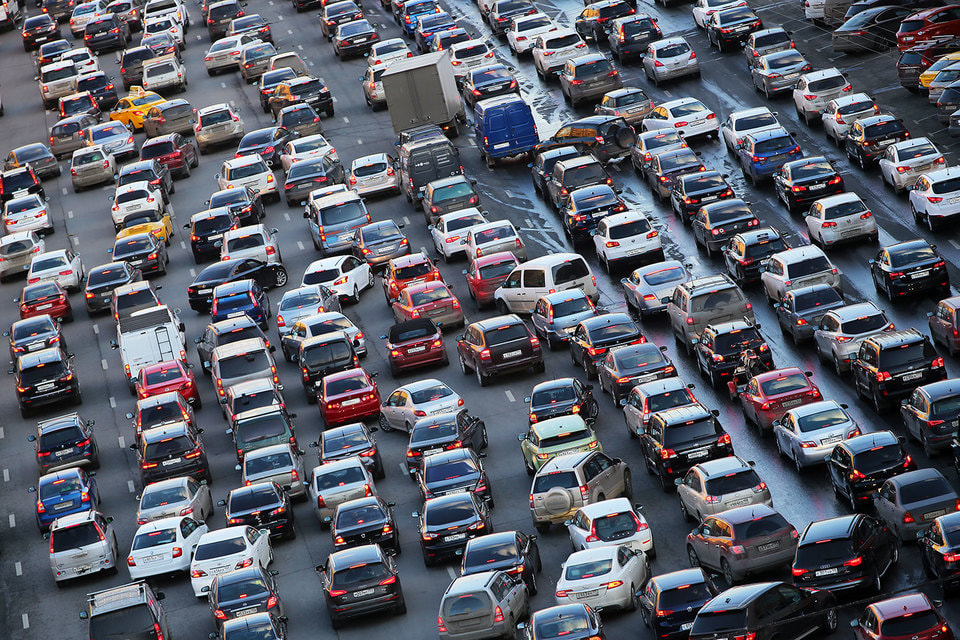 Порезультатам 2017 года увеличились продажи легковых машин