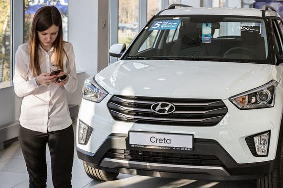 Топ-5 замыкает еще один Hyundai. В 2017 г. было продано 55 305 Creta, его производство началось в Петербурге в конце лета 2016 г.