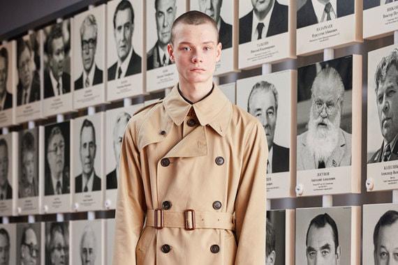 Как показ в «Ельцин-центре» сделал Рубчинского главным дизайнером России