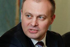 Председатель парламента Молдавии Андриан Канду