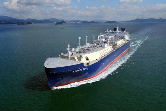 «Ямал СПГ» получил четвертый танкер