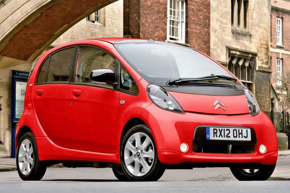 Группа PSA будет выпускать электромобили под разными брендами (на фото модель марки Citroen)