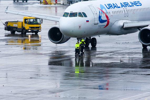 «Уральские авиалинии» начнет летать из «Шереметьево»