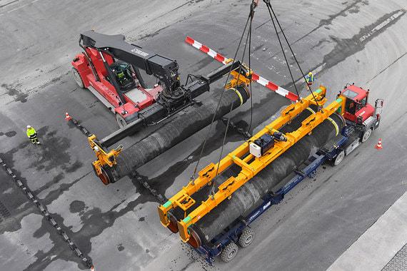 Германия защищает «Северный поток – 2» от Еврокомиссии