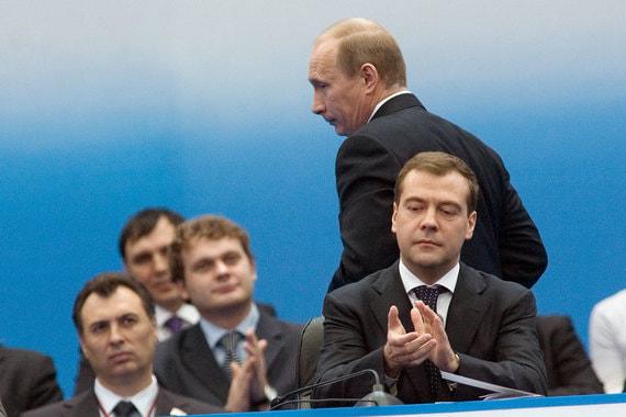 Вглобальной паутине «спрогнозировали» правление В. Путина до 2042-ого