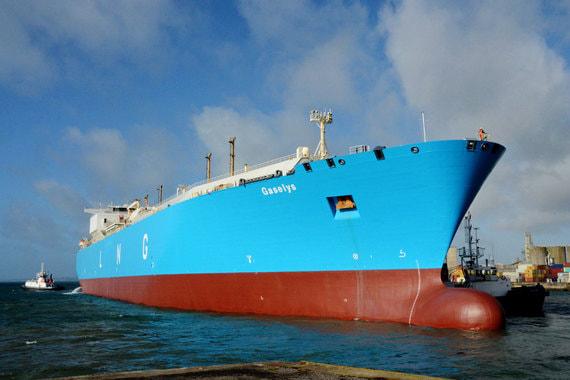 Владелец танкера с российским газом для США объяснил смену курса