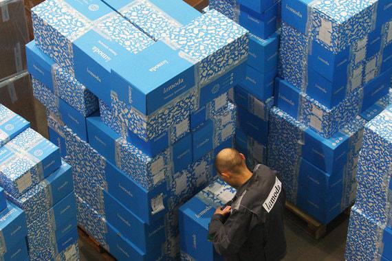 2d100800c264 Крупный онлайн-продавец одежды в России Lamoda впервые купил бизнес ...