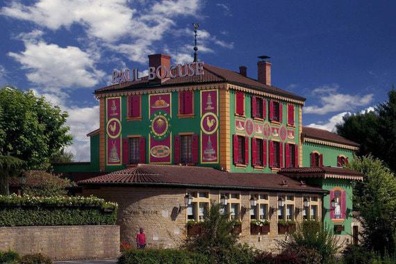 Ресторан Paul Bocuse L'Auberge du Pont de Collonges