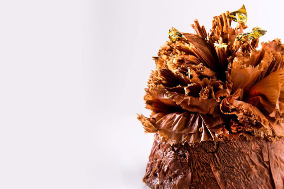 Шоколадный десерт «Президент»