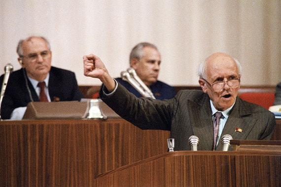 11% опрошенных назвали своим кумиром советского физика, академика Андрея Сахарова