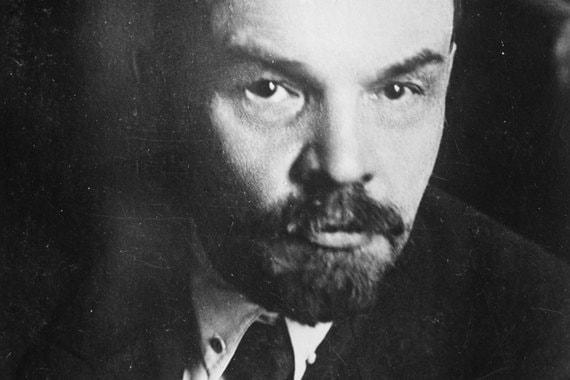 Владимир Ленин: 12%, восьмое место