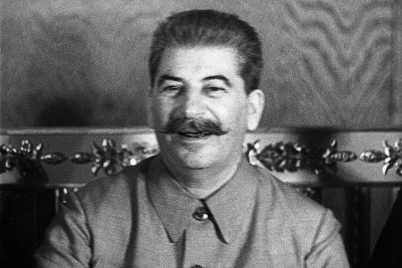 Иосифа Сталина считают кумиром 22% опрошенных