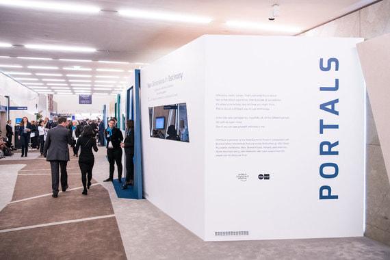 ВЭФ совместно с Университетом Южной Калифорнии и Shoah Foundation приглашают в специальный «Портал», где обещают устроить интерактивное общение с выжившей жертвой холокоста