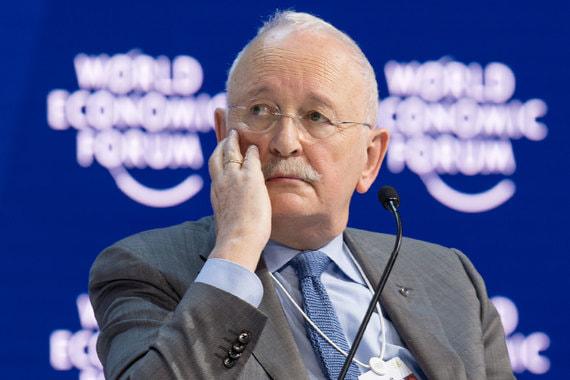 Виктор Хальберштадт, профессор экономики Лейденского университета (Нидерланды)