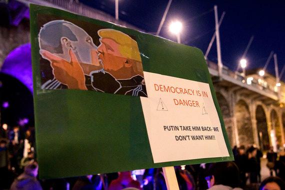 Протесты также прошли в первый день работы форума в Женеве, Фрибуре, Лозанне (на фото), Невшателе и Беллинцоне