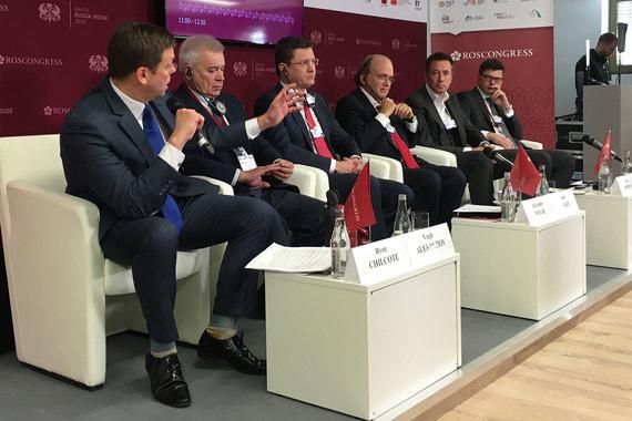 По словам Новака, в ближайшие 20 лет нужно будет увеличить добычу на 20            млн барр./сутки для компенсации выпадающей добычи и еще 10 млн барр./сутки, чтобы соответствовать росту спроса на нефть