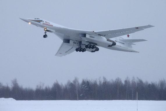 normal 16di Дальняя авиация получит 10Ту 160М2 за 160млрд рублей