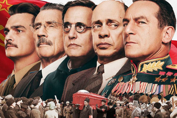 Комедийный фильм «Смерть Сталина» британского режиссера Армандо Ианнуччи. В фильме показана развернувшаяся после смерти советского лидера борьба за власть. 23 января Минкультуры отозвало прокатное удостоверение у фильма. Однако столичный кинотеатр «Пионер» не стал отменять сеансы. В четверг и пятницу показ фильма шел по расписанию. В выходные запланирован показ четырех сеансов фильма