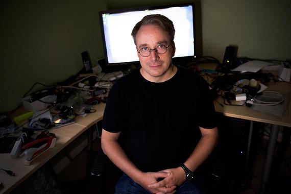 Как создатель бесплатной операционной системы Linux стал миллионером