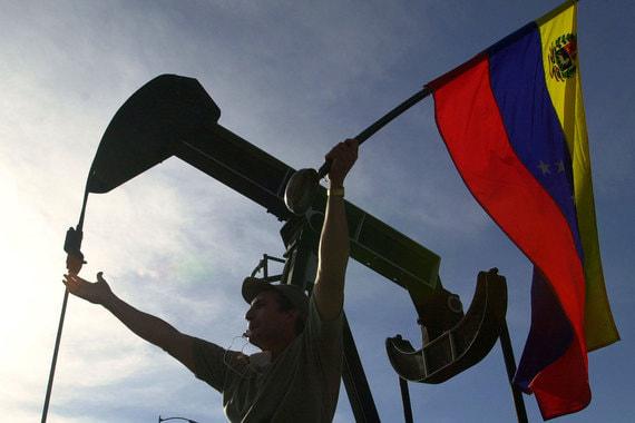 normal 1rqe Санкции сильно ударили по нефтяному сектору Венесуэлы