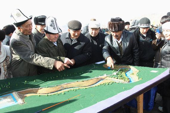 normal 1o6o Киргизия предложила России вернуться к строительству ГЭС