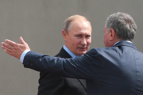 normal 1mhh Сечин: соглашение ОПЕК+ стало стратегической угрозой для российской нефтяной отрасли