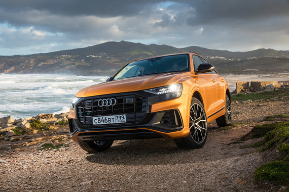 Audi Q8: Гетерозис жанров