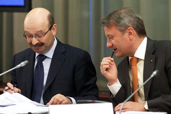 Задорнов и Греф: Путина дезинформировали о высокой комиссии за прием карт