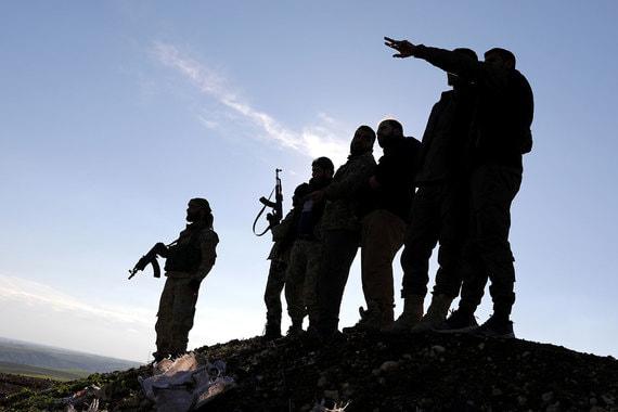 Умиротворение в Сирии выходит за оговоренные рамки