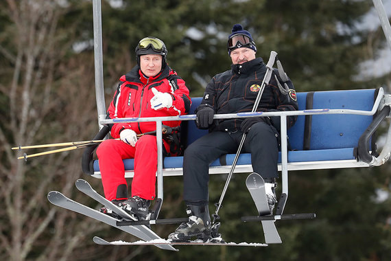 Путин и Лукашенко занялись ревизией отношений