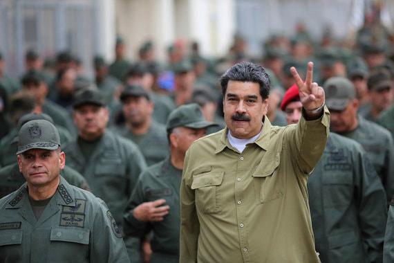 Как могут дальше развиваться события в Венесуэле
