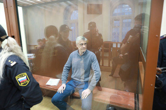 Суд арестовал основателя инвестфонда Baring Vostok