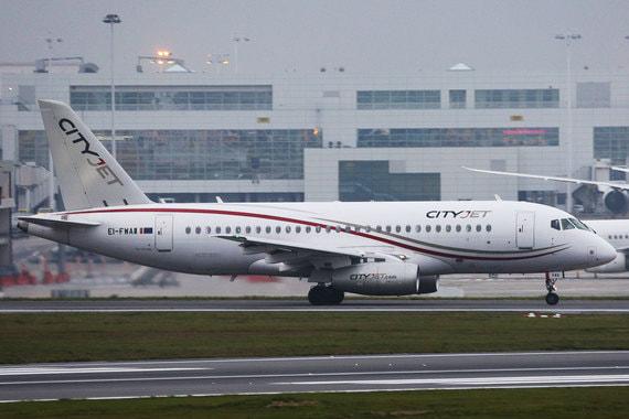 Единственный европейский эксплуатант SSJ100 отказался от этого самолета