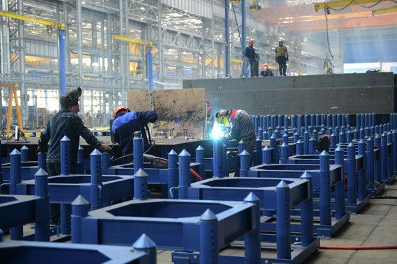 Верфь «Звезда» может перейти с зарубежной стали на российскую