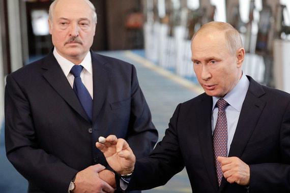 Политическая интеграция России и Белоруссии пока маловероятна