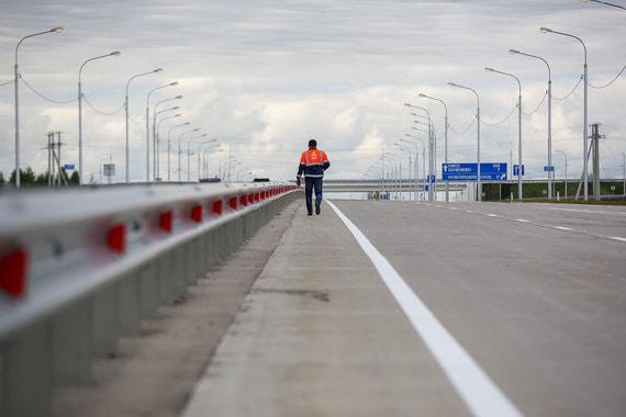 В России может стать больше бетонных автодорог
