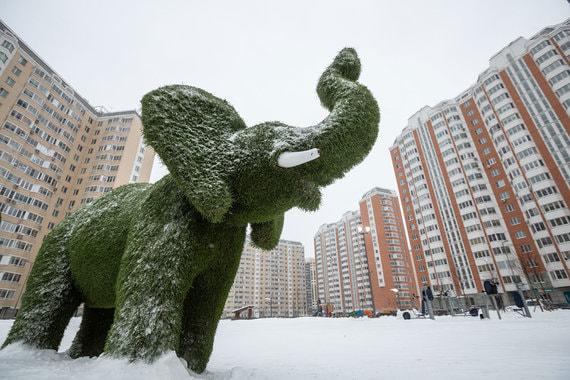Продажи какого жилья в Москве ставили рекорды в прошлом году