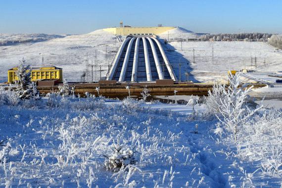 «Русгидро» ищет подрядчика для выравнивания просевшего фундамента Загорской ГАЭС-2