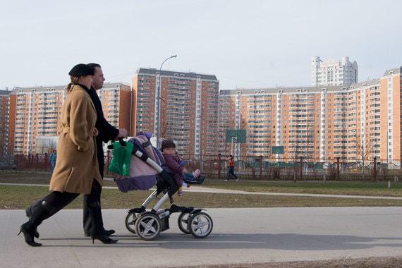 Путин предложил субсидировать ипотеку длясемей сдетьми на весь срок кредита