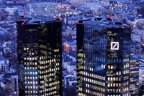Deutsche Bank потерял $1,6 млрд на одной сделке